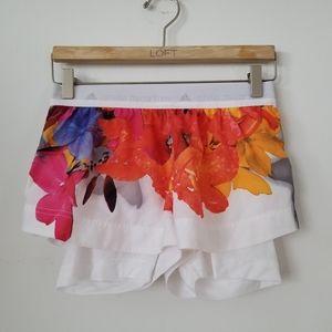 Adidas by Stella McCartney  Floral Shorts, XS